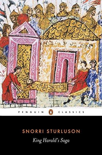 King Harald's Saga By Snorri Sturluson