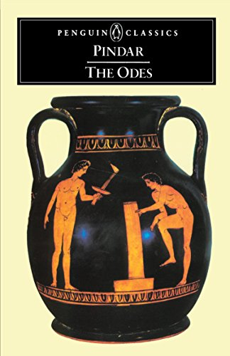 The Odes of Pindar By Cecil Bowra