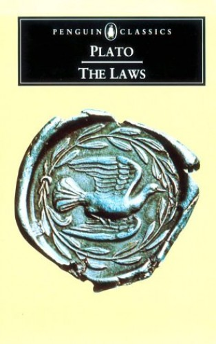 The Laws (Classics) By Plato