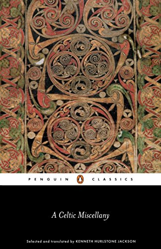 A Celtic Miscellany by Kenneth Hurlstone Jackson