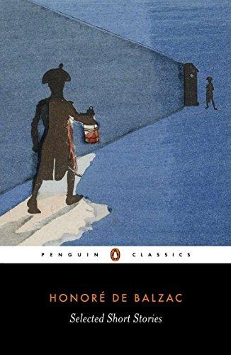 Selected Short Stories By Honore de Balzac