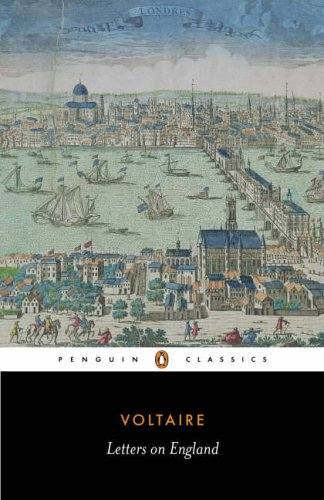 Letters on England (Classics) By Francois Voltaire