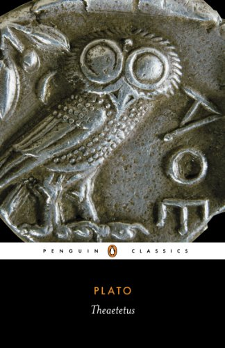Theaetetus by Plato