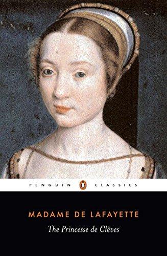The Princesse De Cleves By Madame de la Lafayette