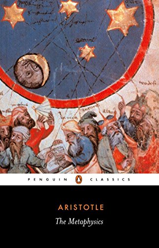The Metaphysics (Penguin Classics) By Aristotle
