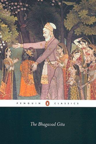 The Bhagavad Gita (Penguin Classics) By Translated by Juan Mascaro
