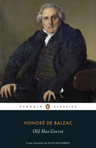 Old Man Goriot By Honore de Balzac