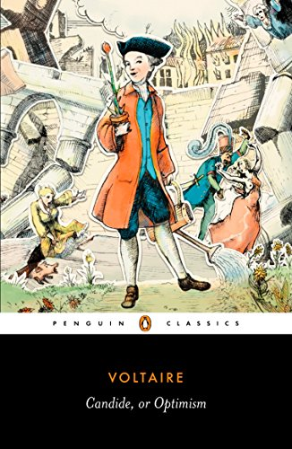 Candide, or Optimism (Penguin Classics) By Francois Voltaire
