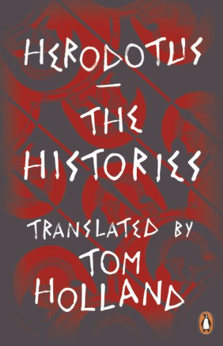 The Histories (Penguin Press Ancient Classics) By Herodotus