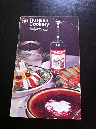 Russian Cookery By Nina Petrova