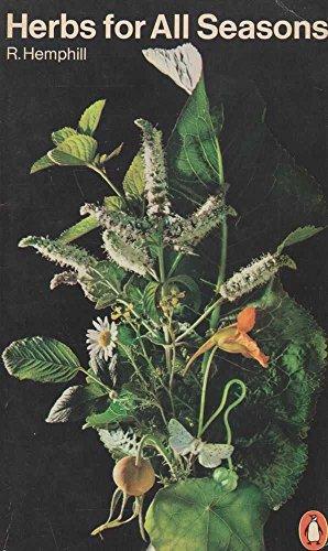 Herbs For All Seasons By Rosemary Hemphill