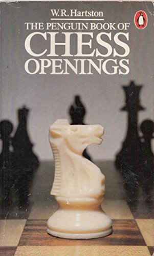 The Penguin Book of Chess Openings By William R. Hartston