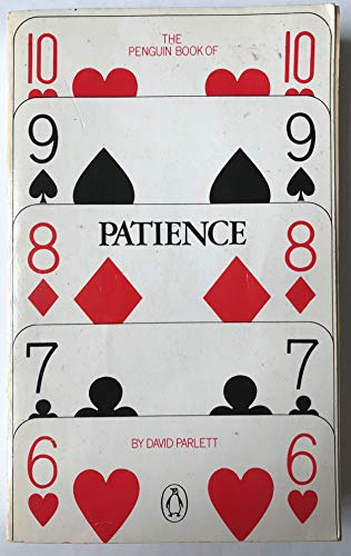 The Penguin Book of Patience By David Parlett