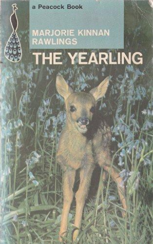 The Yearling By Marjorie Kinnan Rawlings