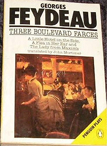 Three Boulevard Farces By Georges Feydeau