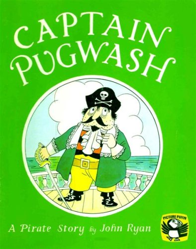 Captain Pugwash By John Ryan