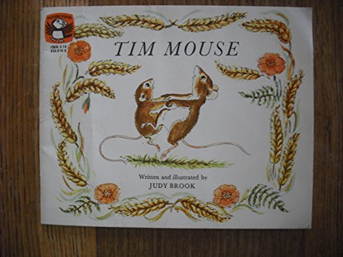 Tim Mouse By Judy Brook