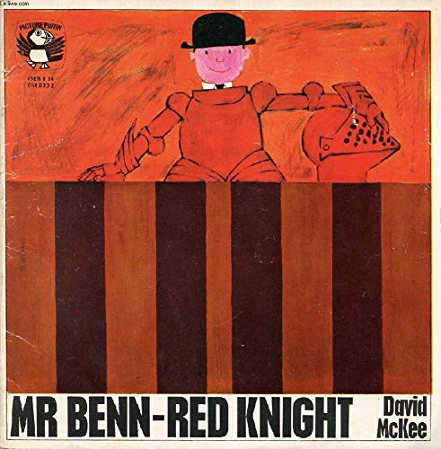 Mr. Benn Red Knight By David McKee