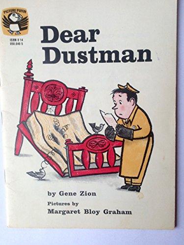 Dear Dustman By Gene Zion