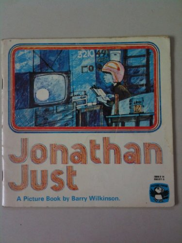 Jonathan-Just-Puffin-Picture-Books-by-Barry-Wilkinson-0140500715-The-Cheap