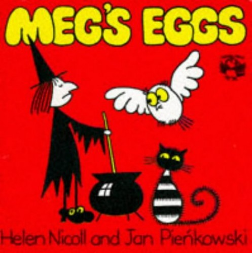 Meg's Eggs By Helen Nicoll