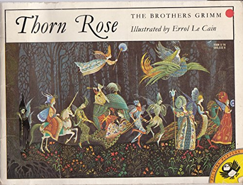 Thorn Rose By Jacob Grimm