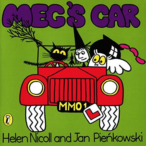 Meg's Car (Meg and Mog) By Helen Nicoll
