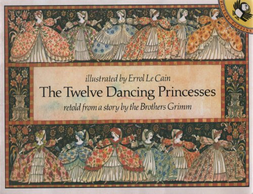 The Twelve Dancing Princesses von Jacob Grimm