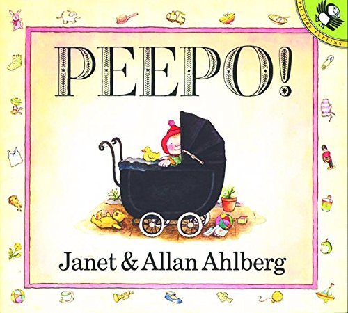 Peepo! (Picture Puffin) By Allan Ahlberg