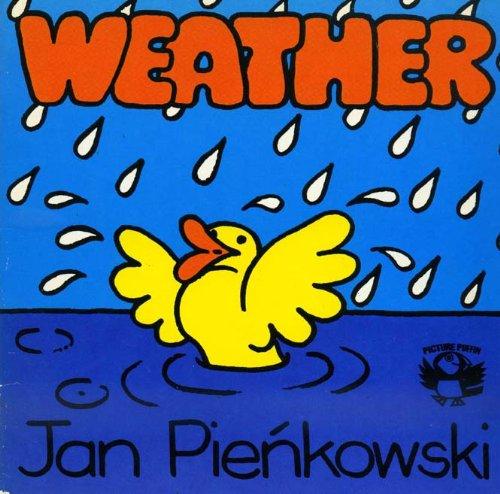 Weather By Jan Pienkowski