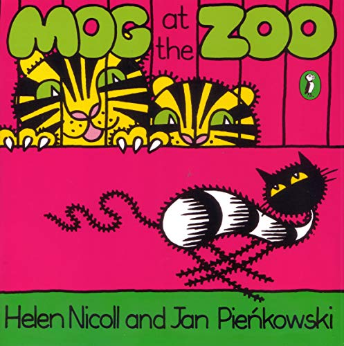 Mog at the Zoo by Helen Nicoll
