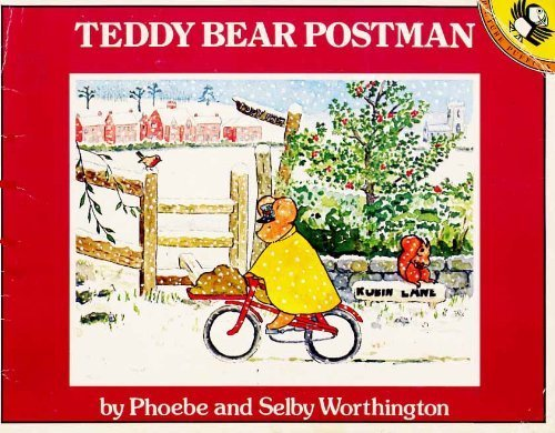 Teddy Bear Postman By Phoebe Worthington
