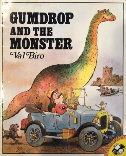 Gumdrop and the Monster By Val Biro