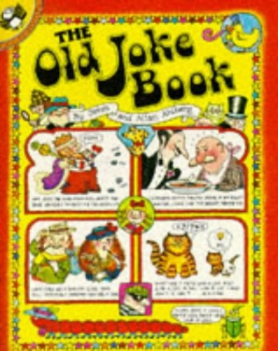 The Old Joke Book By Janet Ahlberg