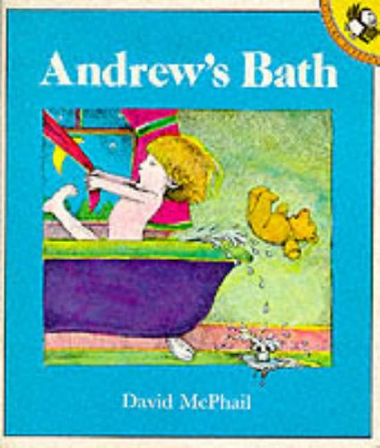 Andrew's Bath By David McPhail