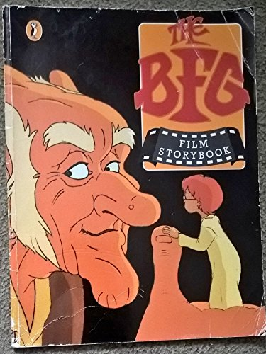 The BFG Film Story Book By Roald Dahl