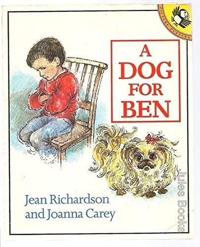 A Dog for Ben By Jean Richardson