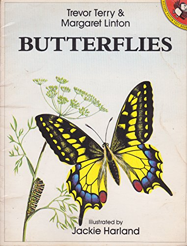 Butterflies By Trevor Terry