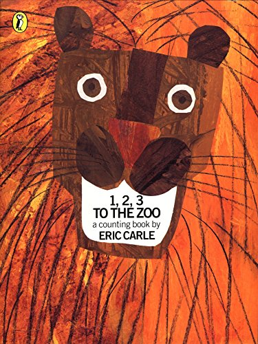 1, 2, 3 TO THE ZOO: A Counting Book (Picture Puffin) By Eric Carle