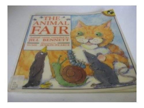 The Animal Fair By Jill Bennett