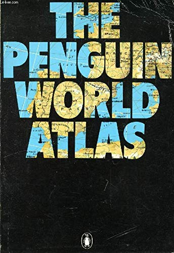 The Penguin World Atlas By Peter Hall