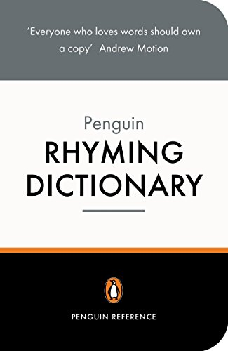 The Penguin Rhyming Dictionary (Dictionary, Penguin) By Rosalind Fergusson