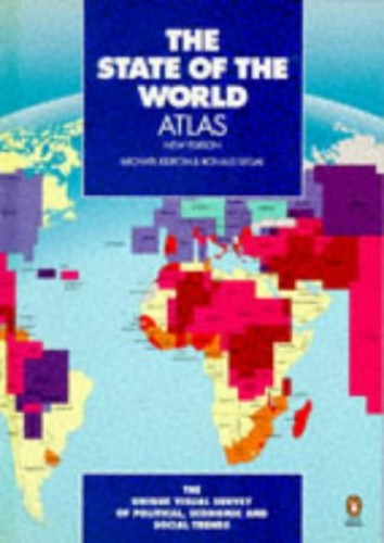The State of the World Atlas By Michael Kidron