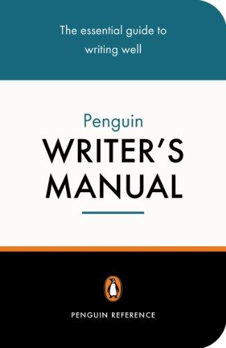 The Penguin Writer's Manual By Martin Manser