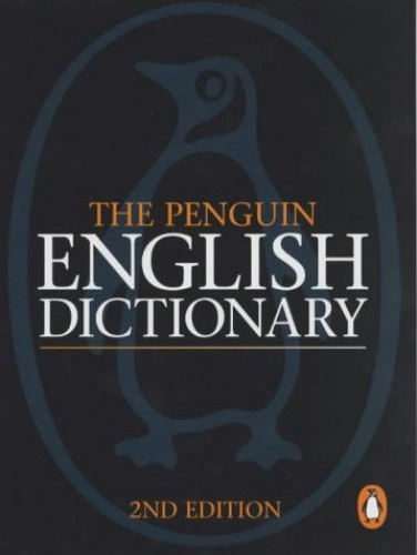 Penguin English Dictionary By Edited by Robert Allen