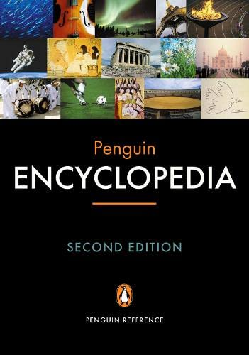 The Penguin Encyclopedia: Second Edition By David Crystal