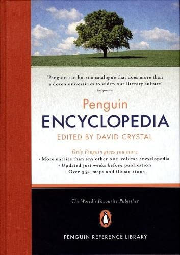 The Penguin Encyclopedia By David Crystal