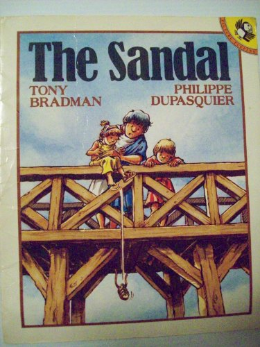 The Sandal By Tony Bradman