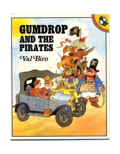 Gumdrop and the Pirates By Val Biro