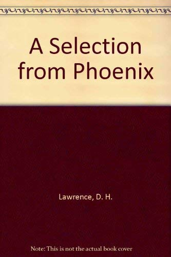 Phoenix By D. H. Lawrence